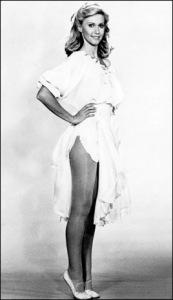 Olivia Newton-John, Promotional Shot for Xanadu