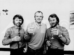 1984 Björn and Benny with Tim Rice start recording chess